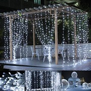 LE LED Curtain Lights, 9.8x...