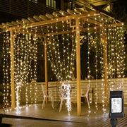 LE 306 LED Curtain Lights, ...