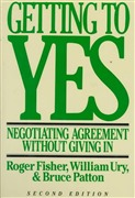 Getting to Yes: Negotiating...