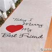 Today I Marry My Best Frien...