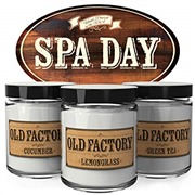 Old Factory Scented Candles...