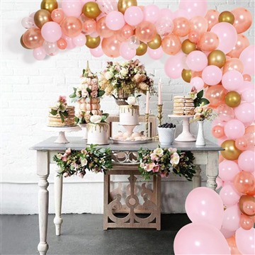 DIY Balloon Garland Kit & Balloon Arch