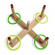 Champion Sports Wooden Ring...