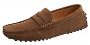 Go Tour Men's Penny Loafers...