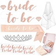 xo, Fetti Rose Gold Pink Ba...