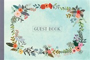 Guest Book: Illustrated Nat...