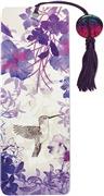 Hummingbird Beaded Bookmark