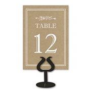 Double Sided Table Card Num...