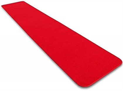 House, Home and More Red Carpet Aisle Runner