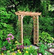 Rosedale Arbor - Cedar Wood