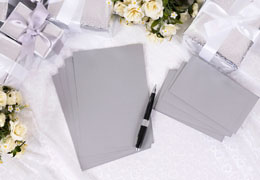 wedding invitations and stationery shop photo