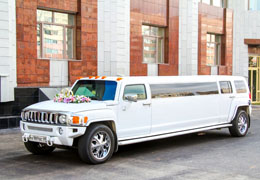 wedding limos photo