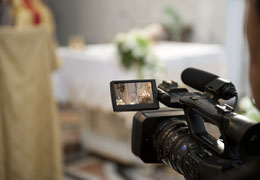 wedding videographer photo