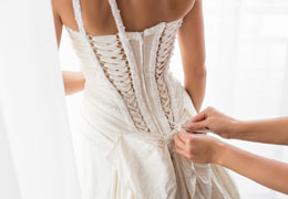 wedding bridal boutique preview